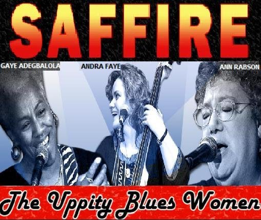Saffire, The Uppity Blues Women
