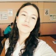 Kristina Verkhovskaya on My World.